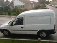 Vauxhall combi 1.7 diesle