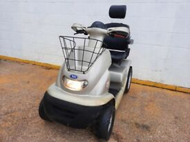 """TGA Breeze iv Mobility Scooter """"FOOT"""" CONTROLLED 8 mph ** I can deliver **"""