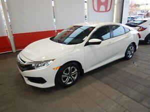 2016 Honda Civic ÉDITION LX  SEULEMENT 27279 KM !