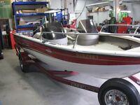 2006 Crestliner Inc FISHAWK 1850 FISH N SKI