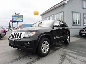 2012 Jeep Grand Cherokee Limited ++1E+2E+CHANCE+AU+CRÉDIT++