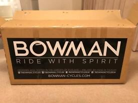 Bowman Palace:R 54cm Frameset (New and Boxed)