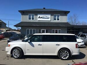 2010 Ford Flex Limited EcoBoost Navi