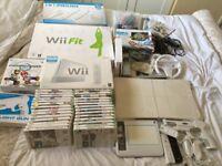 Huge Nintendo Wii Bundle
