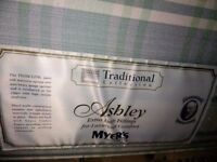 Myer's 'Ashley' Deep Filled Kingsize Mattress