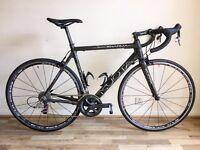"Kuota Kharma carbon road bike 56"""