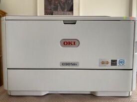 OKI C301dn Colour laser printer