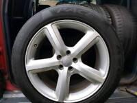Audi alloys q5 a4 5x112