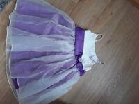 Flowergirl / bridesmaid dress