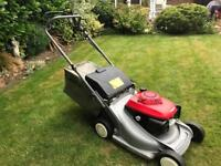 Honda hrb476 Lawnmower