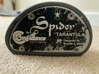 Spider 'Tarantula' by Confidence golf putter