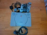 Sony playstation 1 games console