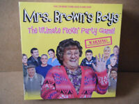 MRS BROWN'S BOYS, ultimate party game. From 2014. New & Sealed.