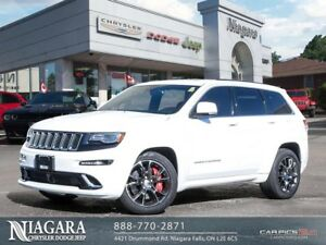 2014 Jeep Grand Cherokee SRT | LUXURY GROUP | LAGUNA SEATS | LOA