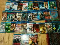 53 blu-ray movies /films