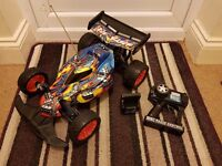 Remote control buggy car