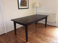 Lombok dining table. Solid teak. Perfect condition!