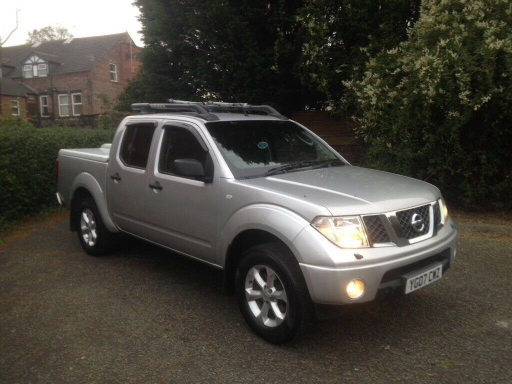 2007 Nissan outlaw pickup (dci) a lovely pick up diesel (drives great excellent condition)