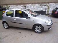 Fiat PUNTO Active 8v,1242 cc 3 door hatchback,full MOT,clean tidy car,runs and drives well,MF56LNH