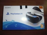 PSVR Headset for PS4 boxed with 5 Month Warranty Left