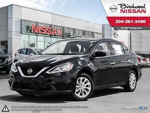 2017 Nissan Sentra SV Style Package