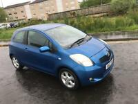 £1575 2007 Toyota Yaris 1.3l* like punto fiesta cheap astra golf clio micra corsa note cheap
