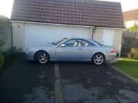Mercedes CL 500 coupe for sale