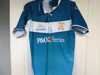 HULL FC AWAY SHIRT VERY GOOD CONDITION (WOMENS)
