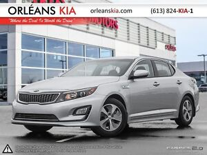 2015 Kia Optima Hybrid LX $168 Bi-weekly 0 Down