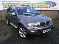 ***2005 BMW X5 SPORT D AUTO **FULL SERVICE HISTORY*MOT OCT 2018**( Rav4 vitara range rover jeep 4x4