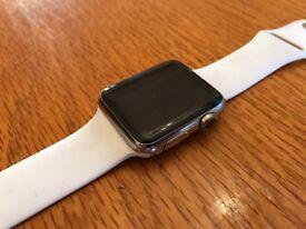 Apple Watch Series 1, 42mm Stainless Steel