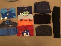 Boys Clothes Age 5-6 years