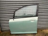 HONDA JAZZ MK1 DOORS PEARL GREEN £50 EACH