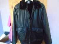 mens ac made in italy jacket xxlarge
