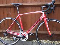 Specialized Tarmac 2013 bike - 56cm
