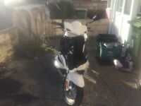 Direct bikes 125 Spyder (Spares or Repair)