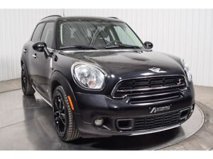 2015 MINI Cooper Countryman S AWD  CUIR TOIT PANO MAGS