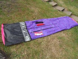 Power Kite, Flexifoil Proteam 8 in great condition.