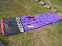 Power Kite, Flexifoil Proteam 8 in great condition.