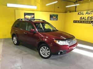 2011 Subaru Forester X TOURING ~ BLUETOOTH ~ ALLOY WHEELS ~