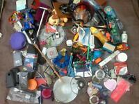 11B Job lot joblot of various items personal, family use or resell at boot sales etc.
