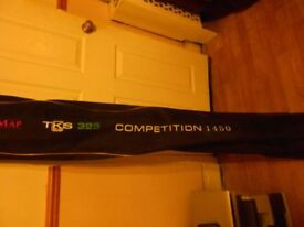 15M MAP TKS 325 COMPETITION POLE. 4 TOPKITS