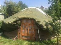 Authentic Mongolian Yurt for Sale