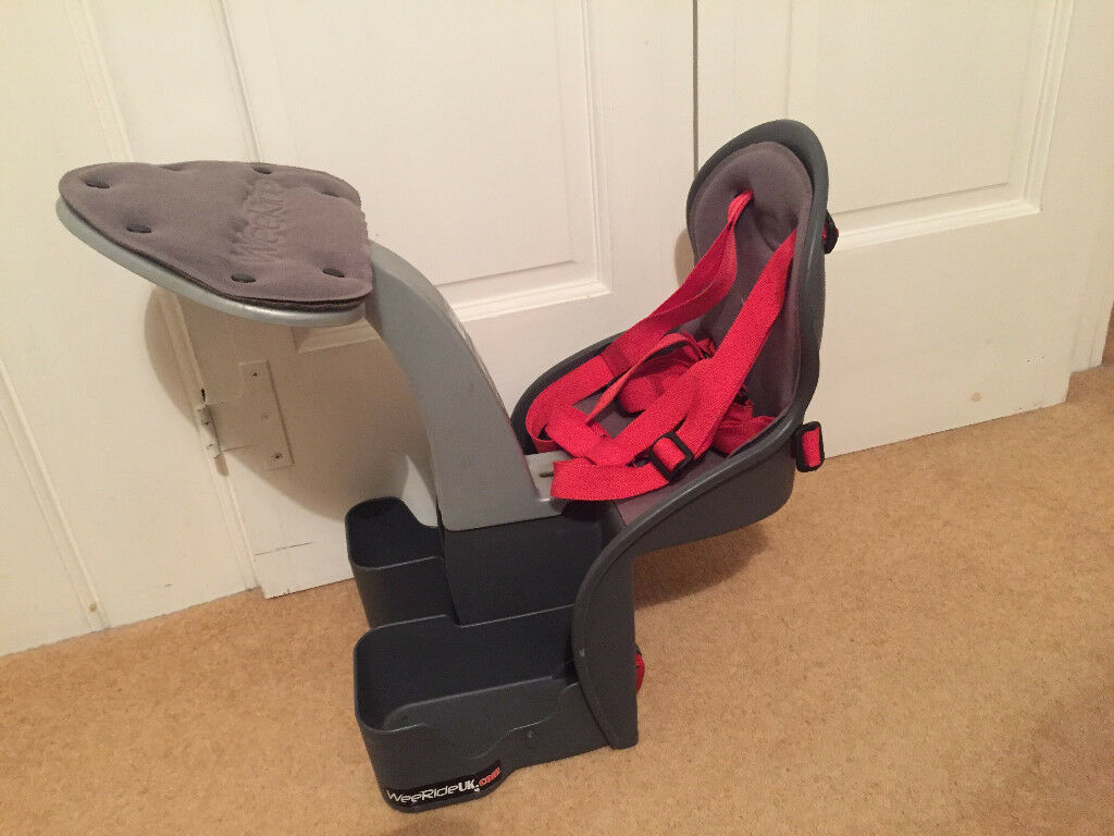 WeeRide Classic child bike seat with 2 mounting bars