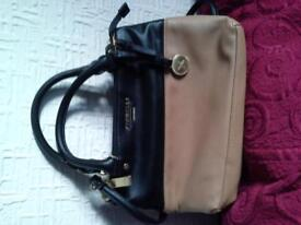Fiorelli Black and brown handbag