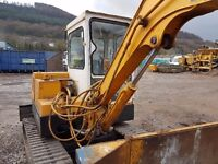Hanix N450 4.5tonne Tracked Excavator