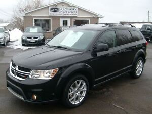2015 Dodge Journey Limited 7 Pass DVD Heated Seats and Steering