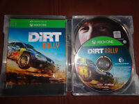 Dirt Rally Steel Edition Xbox One Like New