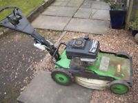 Etesia AV51 Lawn Mower
