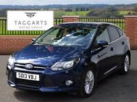 Ford Focus ZETEC TDCI (blue) 2013-07-30